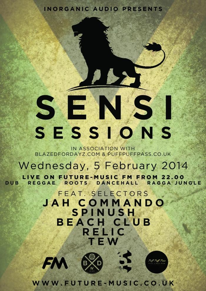 Sensi Sessions - FM